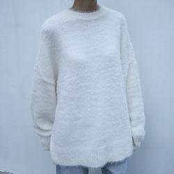 angora loose knit (2colors)