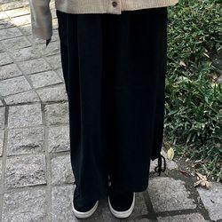 pocket volume skirts (3colors)
