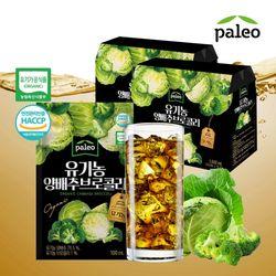 팔레오 유기농 양배추브로콜리즙 (100mlx30포) 2박스