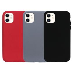 나인어클락 정품 컬러 리퀴드 실리콘 케이스 - 아이폰7+8+