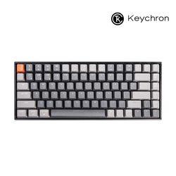 키크론 게이밍 84키 기계식키보드 K2 RGB 다크그레이