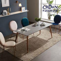 베라 화이트 그레이 세라믹 식탁 1400(색상 선택)