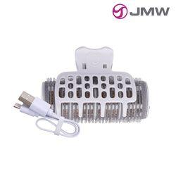 이놀 충전식 USB 헤어롤 열 구르프 그레이[LB372] (국내생산)