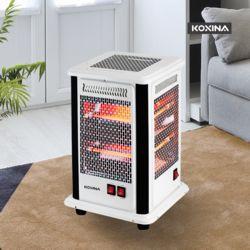 오방향 난로 히터 전기온풍기 (대)
