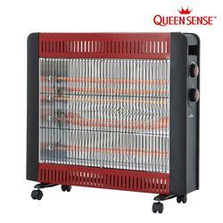 퀸센스 업소용 이동식 카본 전기히터 QSH-8000CT