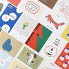 Romane 포스트카드 4p set