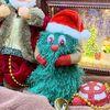 춤추고 노래하는 트리인형 크리스마스 장식 소품