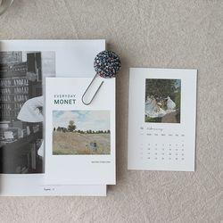 2020 엽서달력 매일 나의 그림 탁상 캘린더