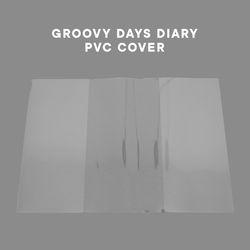 GROOVY DAYS 다이어리 전용 PVC 커버