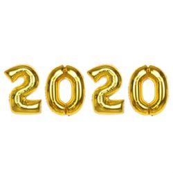 알파벳은박풍선세트 (2020) 골드