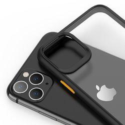 [LIKGUS정품]아이폰11 pro max 0.46 줌인 젤리+하드