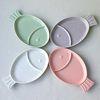 파스텔 푸아송 접시 4color