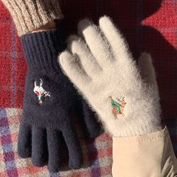Christmas in joseon gloves (new couple set)