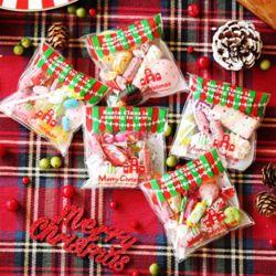크리스마스 선물 포장지 (30개입) 성탄절