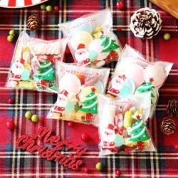 크리스마스 선물 포장지 (30개입) 트리