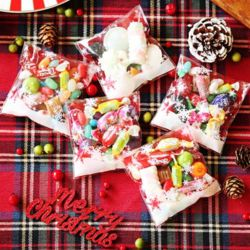 크리스마스 선물 포장지 (30개입) 설정