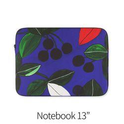 열매 패턴 (노트북 13인치 파우치)