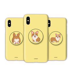 [T]웰시코기 스마트톡 3D하드.아이폰6(s)플러스