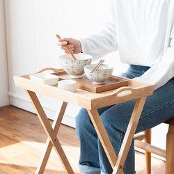 미니 접이식 테이블