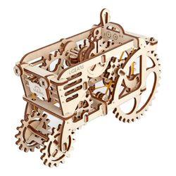 97피스 목재 입체퍼즐 - 유기어스 트랙터