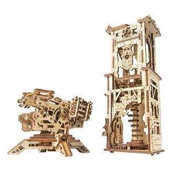 292피스 목재 입체퍼즐 - 유기어스 공성전 타워