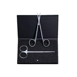 강아지 위생용품 리케이 애완용 귀털 가위