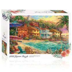 토이앤퍼즐 트로피칼 비치 1000피스 풍경 직소퍼즐