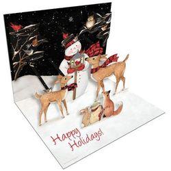 크리스마스 팝업카드-sam|@|s snow