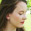 001 one pearl earring