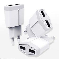 드리온 USB 2포트 가정용 충전기 (C타입 8핀 5핀)