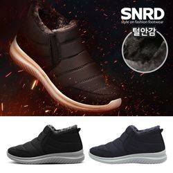 [SNRD] 패딩슈즈 패딩슬립온 패딩운동화 겨울신발 SN573