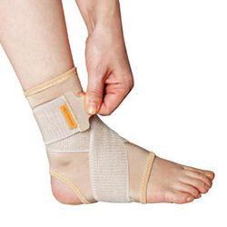 오른쪽 왼쪽 구분없는 발목보호대 라이트 낱개 1개