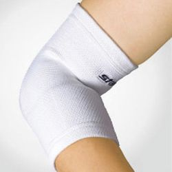 White Basic 팔꿈치보호대 프리사이즈 한쪽 CH1526288