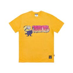 MINIONS T-SHIRTS YELLOW