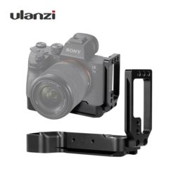 울란지 1124 소니카메라 A7 전용 퀵릴리즈 L플레이트
