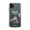 PHONE CASE BULL DOG CLEAR iPHONE 11  11 Pro  11 Pro Max