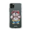 PHONE CASE THUG BEAR CLEAR iPHONE 11  11 Pro  11 Pro Max