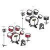 어린이 재즈 드럼 악기세트-6916