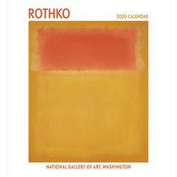 2020 캘린더 로스코 Rothko
