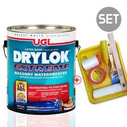 (세트) UGL 드라이락 익스트림 4L + 실속형 도구세트(7인치)