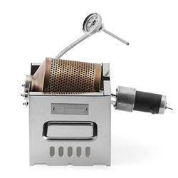 칼디 미니 전동식 통돌이 커피로스터 200g