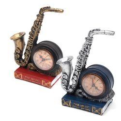 색소폰 시계 모형 ML-102 인테리어소품 섹소폰
