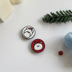 크리스마스 모모베어 메이드톡(스마트톡)