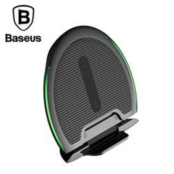 베이스어스 폴더블 접이식 고속 무선충전기 거치대