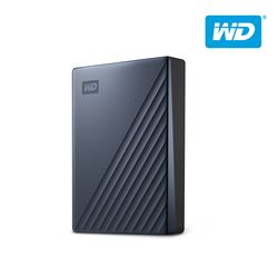 WD My Passport ULTRA 5TB 외장하드