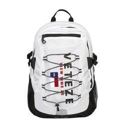 Big Logo Backpack (white)