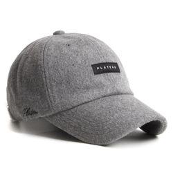 19F FONZ BLACK LABEL CAP GREY