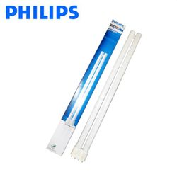 필립스 MASTER PL-L 4핀 Deluxe 형광램프 55W전구색