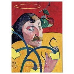 중형 패브릭 포스터 명화 유명한 작품 액자 폴 고 갱 4