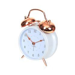 로즈골드 알람시계(L)